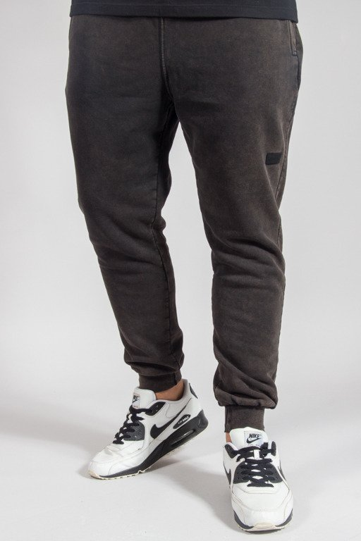 STOPROCENT SWEATPANTS JOGGER VINTAGE BLACK