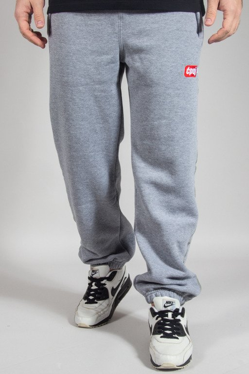 STOPROCENT SWEATPANTS LAMPAS MELANGE