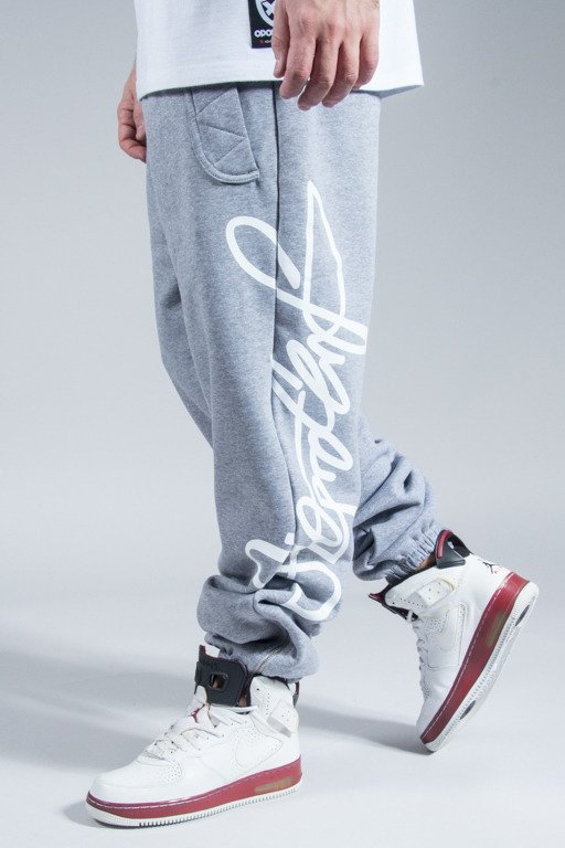 STOPROCENT SWEATPANTS NEWVERT MELANGE