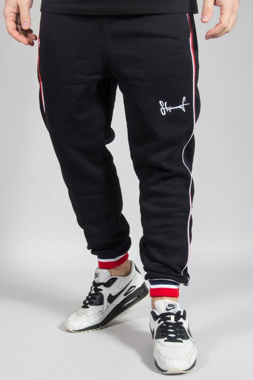 STOPROCENT SWEATPANTS ORIGINALS BLACK