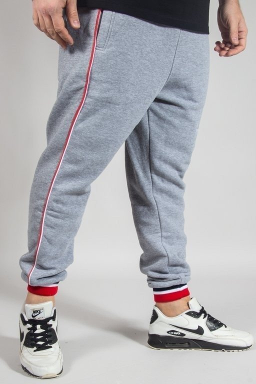 STOPROCENT SWEATPANTS ORIGINALS MELANGE