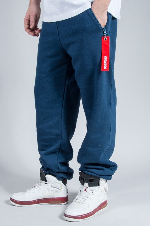 STOPROCENT SWEATPANTS PULL NAVY
