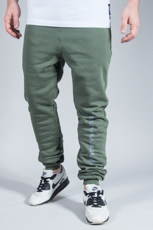 STOPROCENT SWEATPANTS SLICE KHAKI