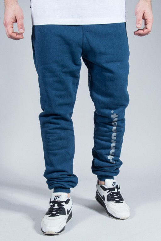 STOPROCENT SWEATPANTS SLICE NAVY