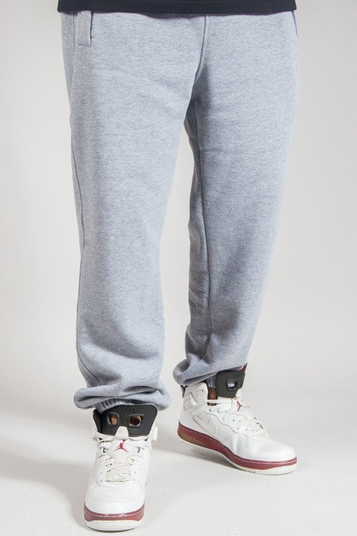 STOPROCENT SWEATPANTS SMALLTAG17 MELANGE