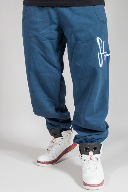 STOPROCENT SWEATPANTS TAG17 NAVY