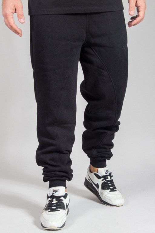 STOPROCENT SWEATPANTS TECH BLACK