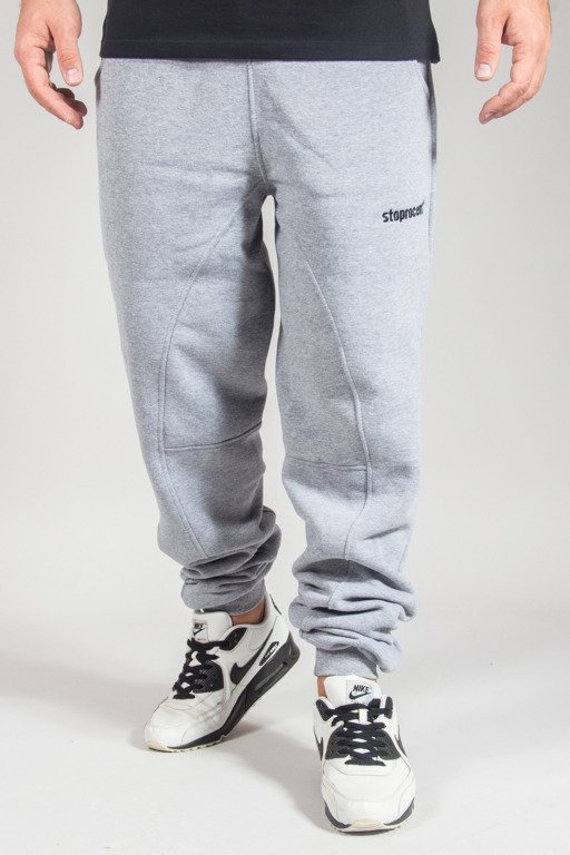 STOPROCENT SWEATPANTS TECH MELANGE