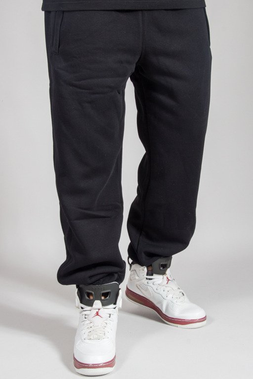 STOPROCENT SWEATPANTS TRICOLORS17 BLACK