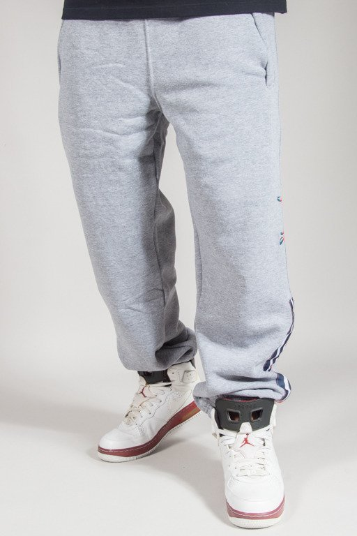 STOPROCENT SWEATPANTS TRICOLORS17 MELANGE