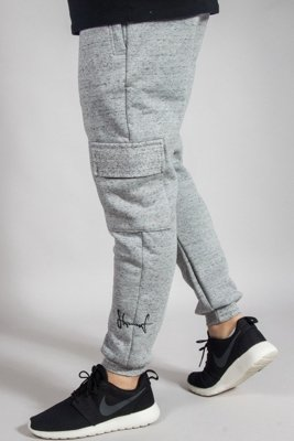STOPROCENT SWEATPANTS VINTAGE MELANGE