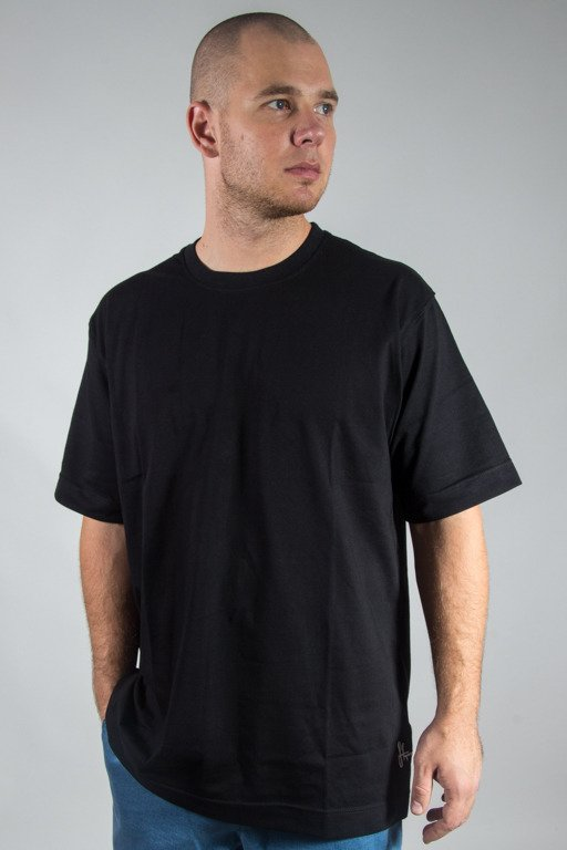 STOPROCENT T-SHIRT BAGGY BASE BLACK
