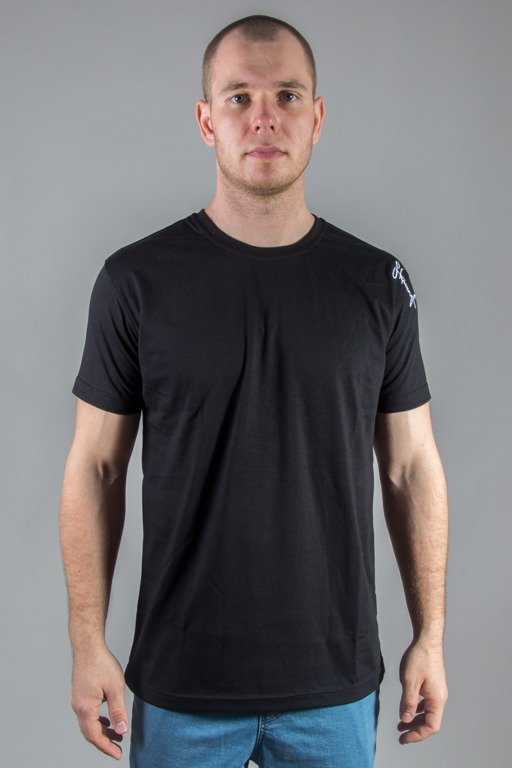 STOPROCENT T-SHIRT BASE BLACK