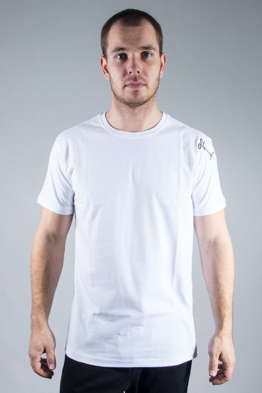 STOPROCENT T-SHIRT BASE WHITE