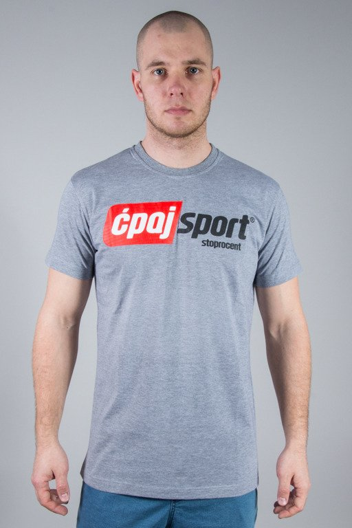 STOPROCENT T-SHIRT CS17 MELANGE