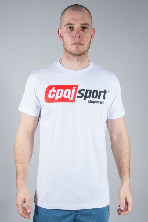 STOPROCENT T-SHIRT CS17 WHITE