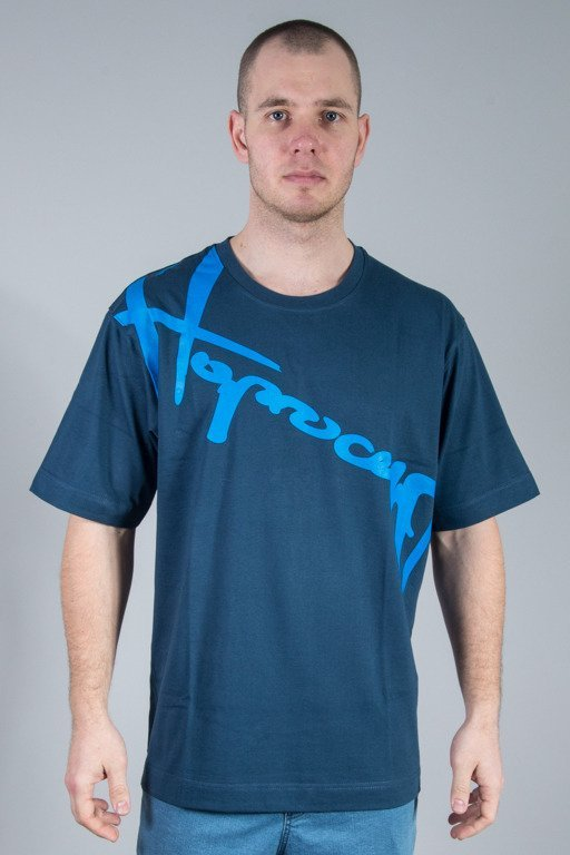 STOPROCENT T-SHIRT DOWNHILL 17 NAVY