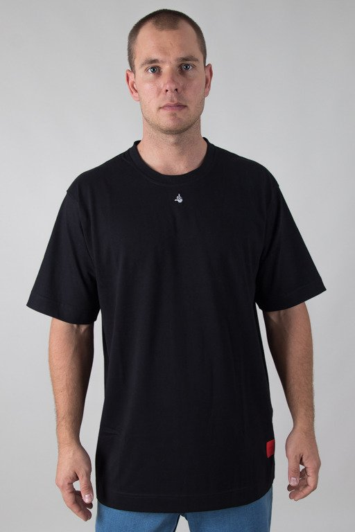 STOPROCENT T-SHIRT MIDDLE BLACK