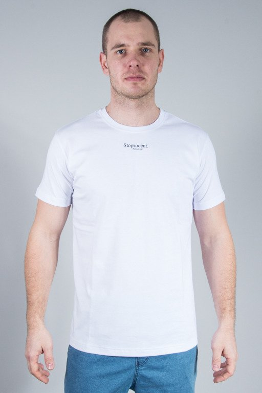 STOPROCENT T-SHIRT PS17 WHITE