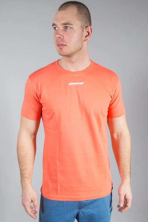 STOPROCENT T-SHIRT RACER CORAL