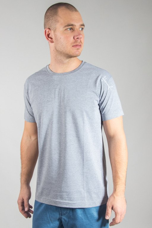 STOPROCENT T-SHIRT SLIM BASE MELANGE