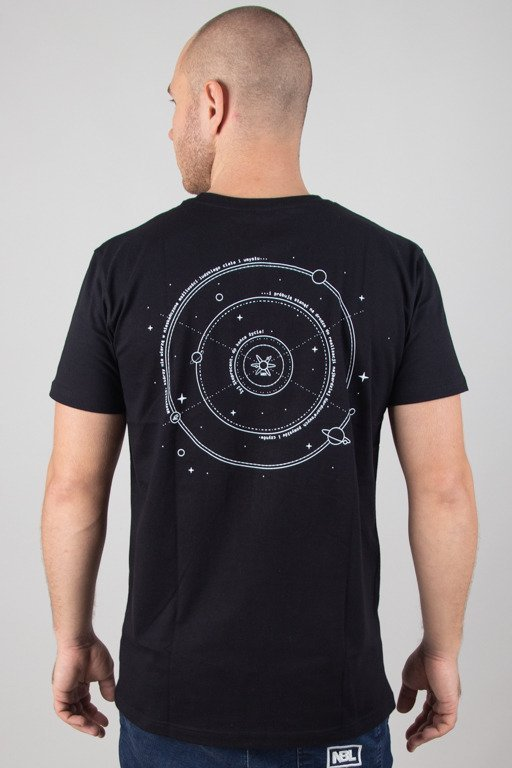 STOPROCENT T-SHIRT SPIRALA BLACK