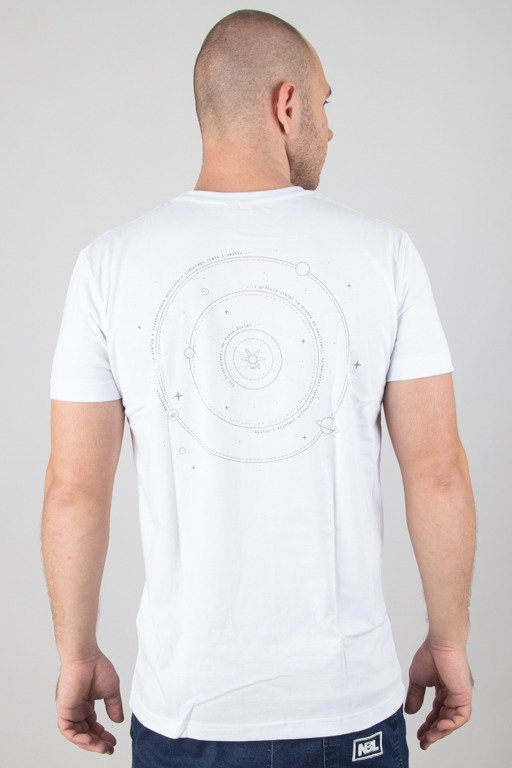 STOPROCENT T-SHIRT SPIRALA WHITE