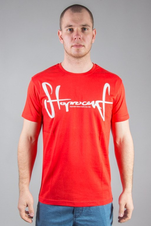 STOPROCENT T-SHIRT TAG17 RED