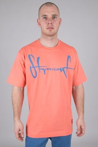 STOPROCENT T-SHIRT TAG18 CORAL