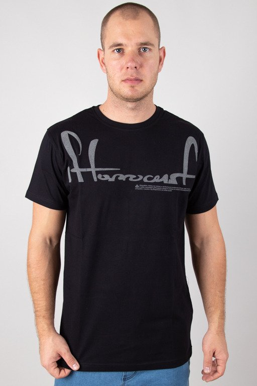 STOPROCENT T-SHIRT TAG18 F BLACK