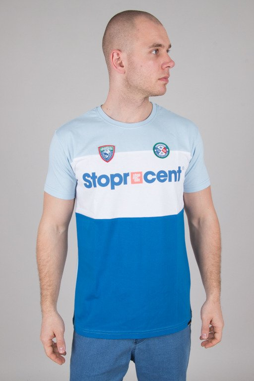 STOPROCENT T-SHIRT TEAM BLUE