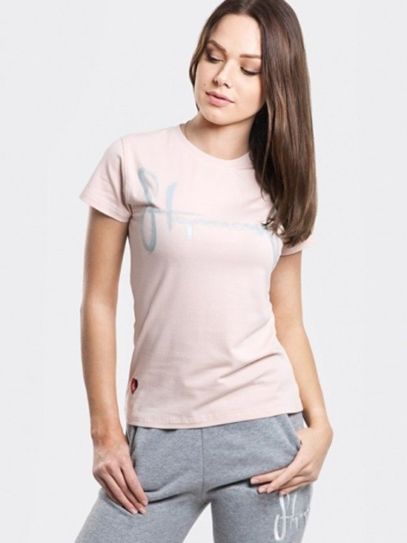 STOPROCENT T-SHIRT WOMAN TAG17 PINK