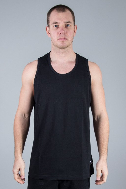 STOPROCENT TANK TOP BASE BLACK