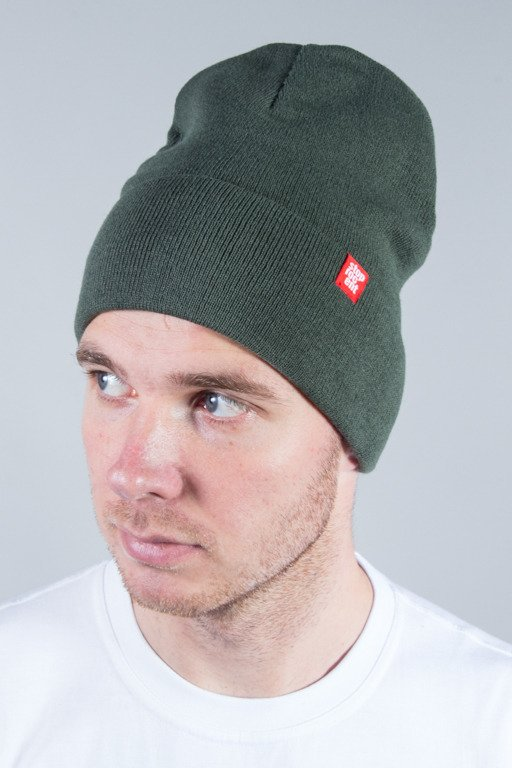 STOPROCENT WINTER CAP LONG KHAKI