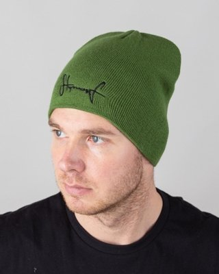STOPROCENT WINTER CAP SMALLTAG16 KHAKI