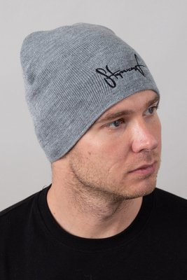 STOPROCENT WINTER CAP SMALLTAG16 MELANGE