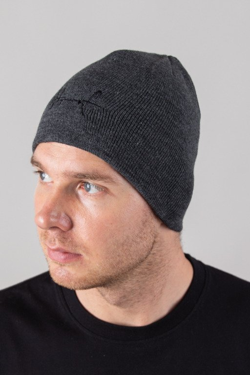 STOPROCENT WINTER CAP SMALLTAG18 GREY