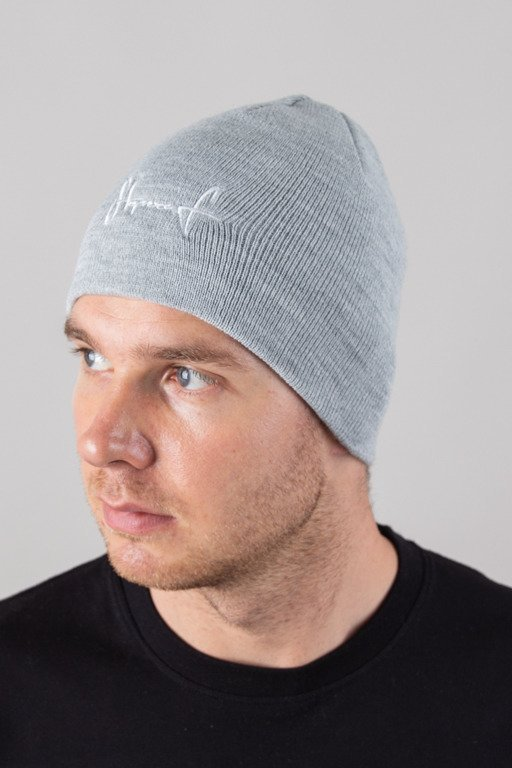 STOPROCENT WINTER CAP SMALLTAG18 MELANGE