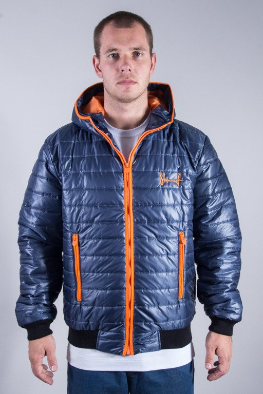 STOPROCENT WINTER JACKET PIKER BLUE