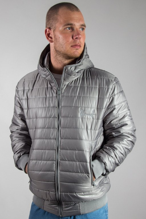 STOPROCENT WINTER JACKET PIKER17 GREY