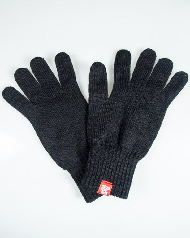 STOPROCNT GLOVES 4BOY BLACK