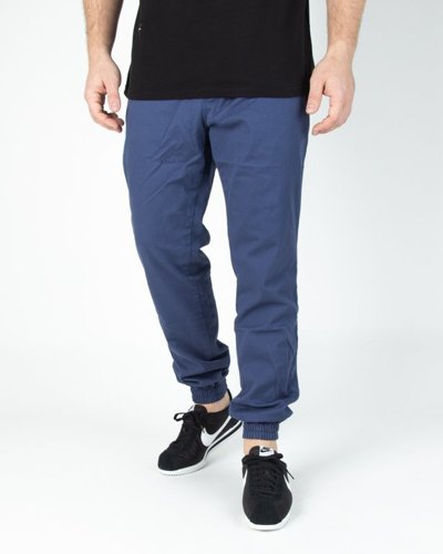 Spodnie New Bad Line Chino Jogger Icon Blue