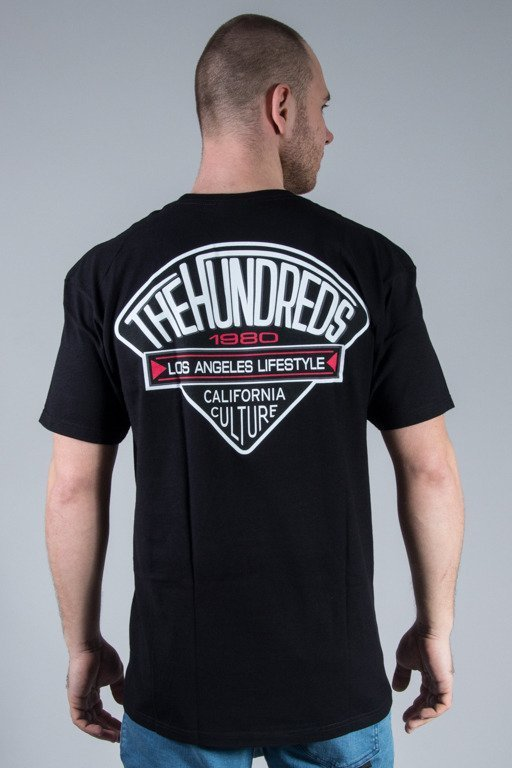 THE HUNDREDS KOSZULKA CHAPTER BLACK