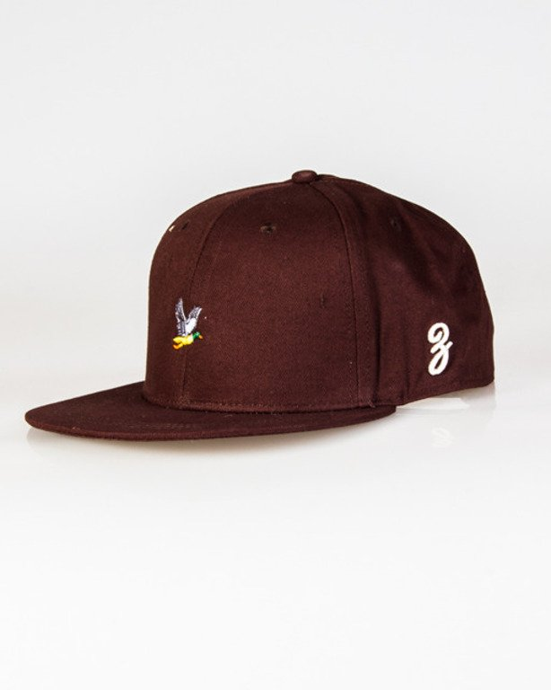 TRUE SPIN SNAPBACK DUCK MINI BROWN