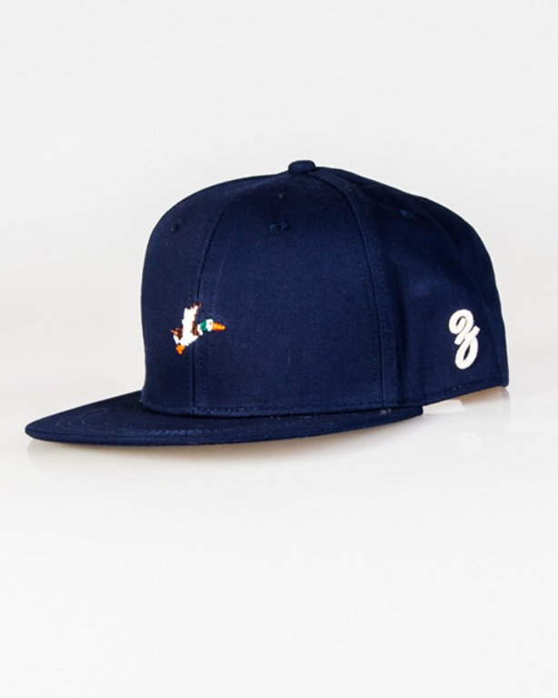 TRUE SPIN SNAPBACK DUCK MINI NAVY