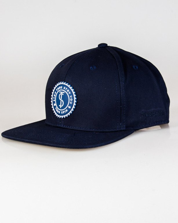 TRUE SPIN SNAPBACK SHIELD NAVY