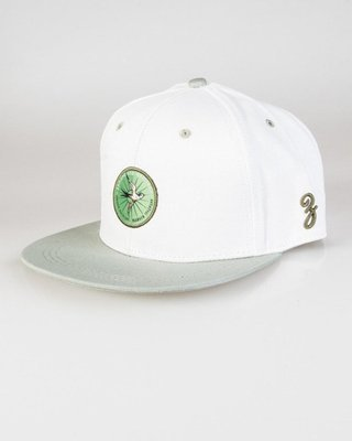 TRUE SPIN SNAPBACK SWALLOW WHITE-OLIVE