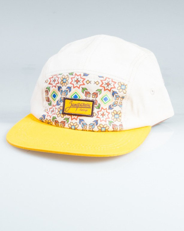 TRUESPIN 5PANEL CARPATIANS BEIGE-YELLOW