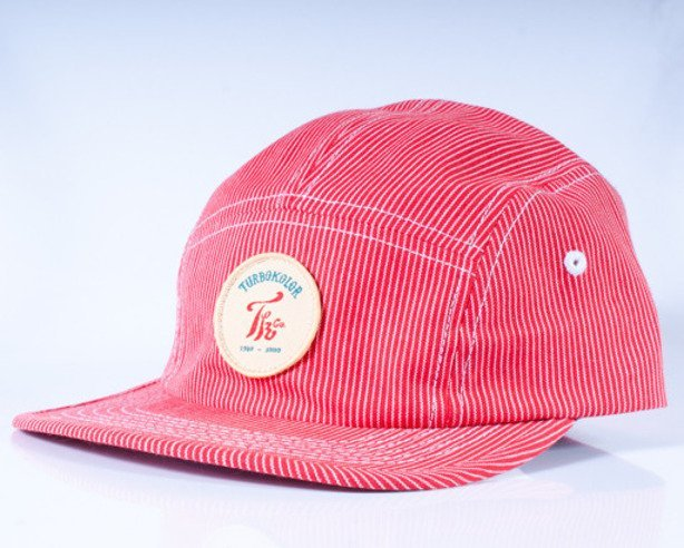 TURBOKOLR CZAPKA PAGAN CAP RED