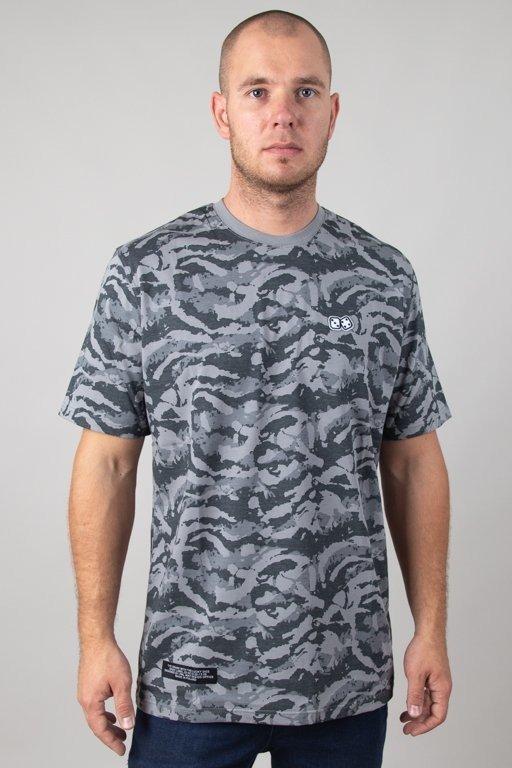 a915e16af LUCKY DICE T-SHIRT BASIC STAIN CAMO GREY KOSZULKI \ T-shirty ...